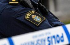 İsveç'te bir kişi polis tarafından vuruldu