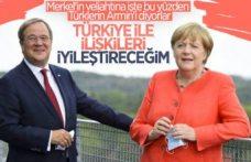 Alman başbakan adayı Armin Laschet: Türkiye önemli bir ülke