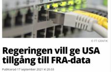 İsveç gizli bilgileri ABD'ye vermeye hazırlanıyor