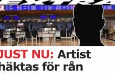 İsveç'in ünlü şarkıcısı hırsızlık suçundan dolayı tutuklandı