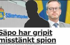 İsveç'te casusluk suçundan bir kişi tutuklandı