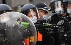 Yüzlerce kişi gözaltına alındı