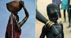 Güney Sudan'da Yaşayan Dinka Halkının Günlük Yaşamı
