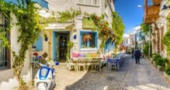 Dünyanın en güzel ve en renkli sokakları belli oldu!