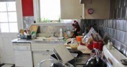 Bazı insanlara mutfak yasaklanmalı!