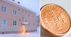 İsveç'te bir belediye, 1 krona daire satıyor