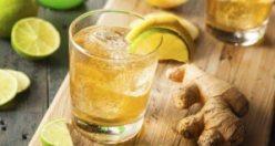 Günde iki bardak zencefil suyu içmek bakın neye iyi geliyor
