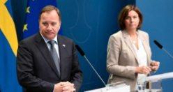 Başbakan Löfven, değişmeyi bekleyen göçmenlik yasası kriziyle ilgili ilk kez konuştu