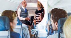 Uçakta istenmeyen 9 yolcu tipi