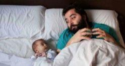 Çocuğunuzu eşinize bırakırken bir kez daha düşünün