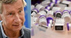 Astra Zeneca aşısının İsveç'e geleceği muhtemel tarih belli oldu