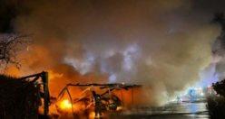 Malmö'de art arda patlamalar