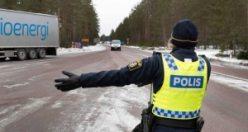 İsveç'te negatif test uygulaması başladı: Sınırlarda güvenlik önlemleri arttı