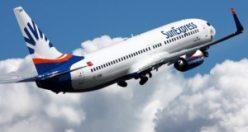 SunExpress İsveç uçuşlarında değişiklik