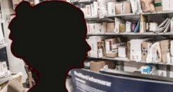Bir ICA çalışanı hırsızlık yaparken suç üstü yakalandı