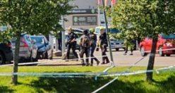Göteborg'da silahlı saldırı: 1 ölü, 2 yaralı
