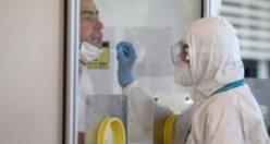 Antalya Havalimanı'nda, yurt dışı seyahati yapan 3100 kişiye test yapıldı