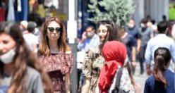 Vakaların arttığı Konya'da endişe veren görüntüler!