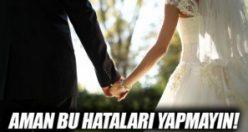 10 maddede mutlu evlilik sırları