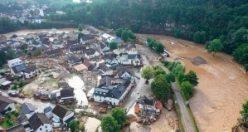 Almanya'da sel felaketi: En az 81 ölü, yüzlerce kişi kayıp