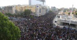 Paris karıştı! 20 bin kişi yasağı dinlemedi