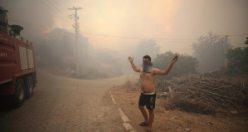 Antalya, Adana ve Mersin'deki yangınlarda son durum: Manavgat'ta 18 köy boşaltıldı, 3 can kaybı var
