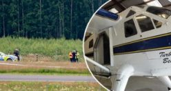 Örebro'daki uçak kazasının şifresini cep telefonları çözebilir