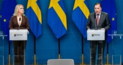 İsveç'te sert önlemler: Başbakan Löfven'den salgınla ilgili önemli açıklamalar