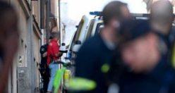 Stockholm'de bıçaklı saldırı, üç kişi yaralandı