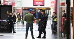 Kista alışveriş merkezinde silah sesleri