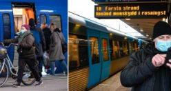 İsveç'te toplu araçlarda maske kullanmak zorunlu mu, cezası var mı?