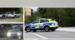 Stockholm'de akıllara durgunluk veren silahlı soygun