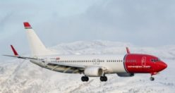 Norveç'te hava seyahatinde tarihin en düşük seviyesi görüldü
