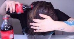 Saçlarınızı kolayla yıkamayı denediniz mi hiç? Yıkayınca bakın ne oluyor