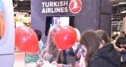 Türk Hava Yolları İsveç'in Mutfağına Girdi