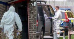 Polisin gece arama yaptığı evde bir kişi ölü bulundu