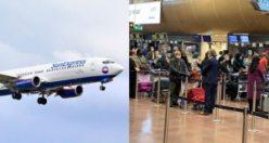 Arlanda Havalimanında SunExpress - Konya uçuşu hareketliliği