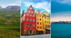 İsveç'te gezilecek en popüler 25 yer