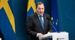 """Başbakan Löfven """"Durum çok ciddi"""" Üç bölgeye yeni kısıtlamalar getirildi"""