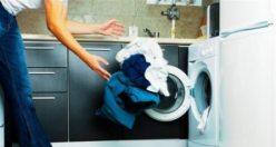 Çamaşır makinenizin içine tuz koyarsanız