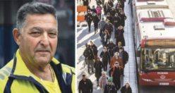 İsveçli otobüs şoförleri uyardı: Bu iş böyle olmaz