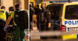 Batı Stockholm'deki çete çatışmaları için kırmızı alarm
