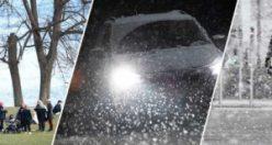İsveç'te etkili kar yağışı bekleniyor
