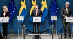Başbakan Löfven'den aşı müjdesi