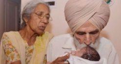 Dünyanın en yaşlı annesi konuştu
