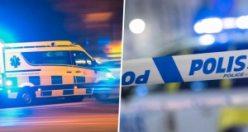 Huddinge'de engelli genç kadın tecavüze uğradı: Bir kişi gözaltına alındı