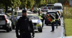 Eslöv'de öğretmene palalı saldırı