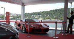 Cezb eden arabalar, İstanbul Concours D'Elegance'de