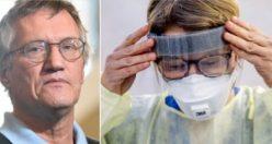İsveç'te covid-19 nedeniyle hayatını kaybeden kişi sayısı 5 bin 482'ye yükseldi