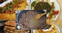 Kıymayla yapılan pratik ve lezzetli yemek tarifleri